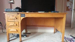 Huge sturdy desk for sale