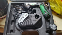 Hitachi DB3DL2 3.6V Lithium Ion Screwdriver