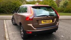 2011 Volvo XC60 D3 (163) SE Lux 5dr AWD with P Manual Diesel 4x4