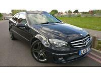 2008 58 Mercedes-Benz CLC 180 Kompressor 1.8 (Panorama) auto Sport +HUGE SPEC+