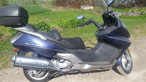 2006 Honda 600 cc Silverwing