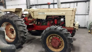 Wanting a 4wd Cockshutt Tractor
