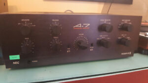 NEC A-7 Reserve II Integrated Amplifier