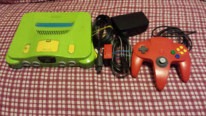 Custom N64 For Sale