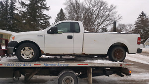 2006 ford f150 part out
