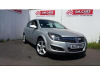 2007 57 VAUXHALL ASTRA 1.8i 16V SRi 5 DOOR WITH XP PACK.12 MONTHS MOT.FINANCE.
