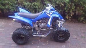 Yamaha raptor 350 annee 2008