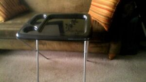 Tv Tray with compartments