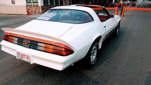 81 Camaro Z28