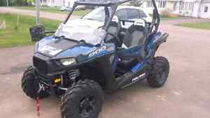 2015 polaris RZR 900 trail edition 50 inches wide  efi power ste