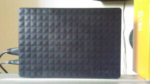 disque dure externe SEAGATE 2 TO