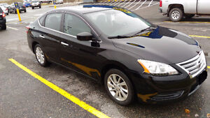 2013 Nissan Sentra SV with Luxury Package