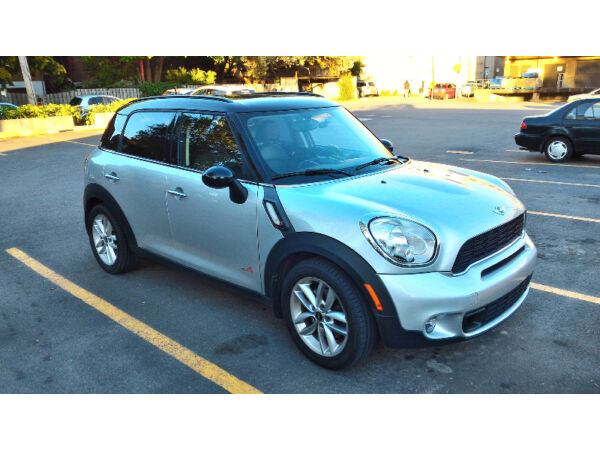 Used 2011 MINI Cooper S Countryman
