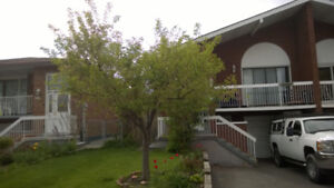 Three bedrooms in large duplex house