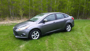 2013 Ford Focus Sedan,  $11,500 OBO