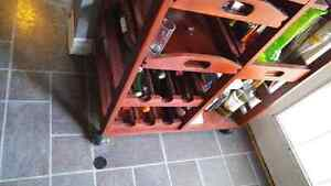 Mini bar with marble top Windsor Region Ontario image 2