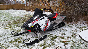 2014 Polaris Switchback Assault LOW MILES!