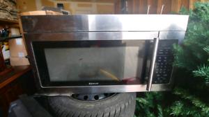 Jenn air microwave