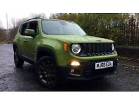 2016 Jeep Renegade 1.4 Multiair 75th Anniversary Automatic Petrol Hatchback