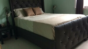Tuffted headboards and upolstered Bed frames King /Queen /Double