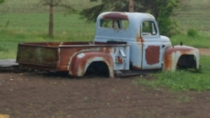 1953 truck body excellent condition