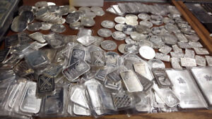 SILVER BULLION BUY AND SELL