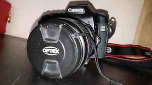 Canon 50D with lenses and bag for sale