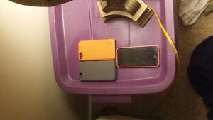 iPhone 5c & case good condition
