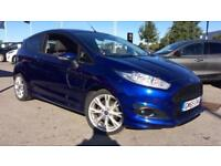 2015 Ford Fiesta 1.5 TDCi Zetec S 3dr Manual Diesel Hatchback