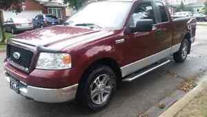 2005 Ford F-150 Etest valid