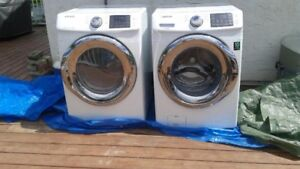 Large capacity Samsung dryer