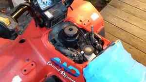 1990 Suzuki 250 4x4 for sale or trade