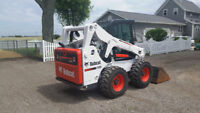 Skid Steer/Landscaping Services and Snow Removal