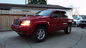 2004 Jeep Grand Cherokee Special Edition Loaded!!!