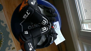 NEW Hockey Gloves Kawartha Lakes Peterborough Area image 2