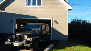 2004 Jeep TJ COLUMBIA Special Edition