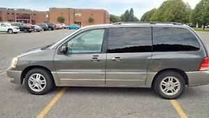 2005 Ford Freestar Limited fully loaded. $2900.00