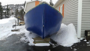 New 21' by 9' Cape Island Style Boat