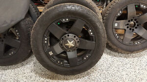 Jeep JK wheels and tires