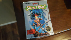 Castlevania II: Simon's Quest for NES