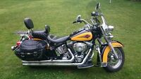 Beautiful Heritage Softail for Sale