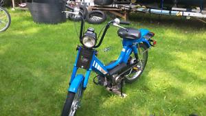 Mobylette Honda pa50  à vendre