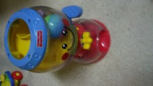 Fisher Price Gumball Machine