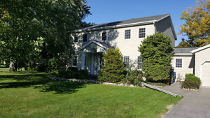 EXECUTIVE NEW ENGLAND COLONIAL HOME / Open House Kitchener / Waterloo Kitchener Area image 1