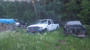 2004-08 Ford/02 Tacoma/Chevy 350 Parts