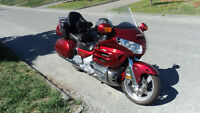 Honda Goldwing GL1800 2001