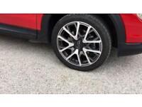 2016 Fiat 500X 1.4 Multiair Cross Plus with S Manual Petrol Hatchback