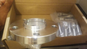Wheel spacers and bolts (20mm)