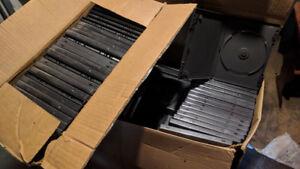 cd , dvd cases