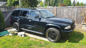 2003 Dodge Durango R/T SUPERCHARGED!!!